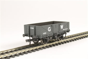 37-068 BACHMANN  5 Plank Wagon Wooden Floor GWR Grey