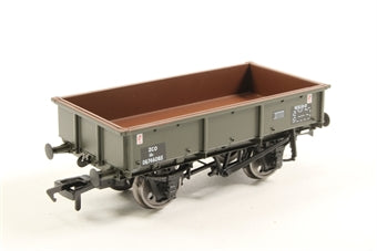 37-356 BACHMANN 27T Steel Tippler Wagon