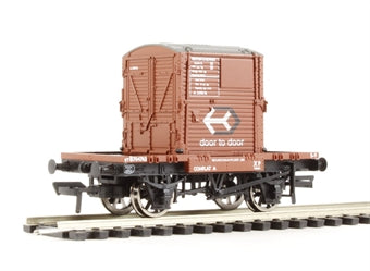 37-961 BR Conflat with A Container BR Bauxite