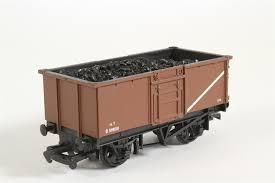37424 Mainline Steel mineral/coal BR brown including coal loads