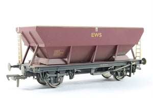 38-000 BACHMANN 64 tonne HEA hopper wagon in EWS livery (weathered)
