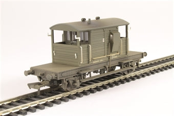 38-404A SR 25T Pill Box Brake Van