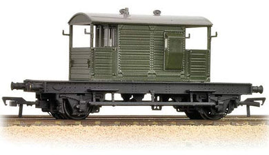 38-404 SR 25T Pill Box Brake Van