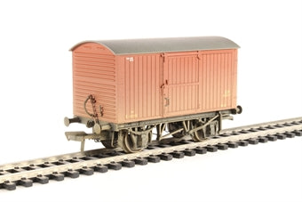 38-477 BACHMANN 12T Non Ventilated Van   BR Bauxite (Weathered)