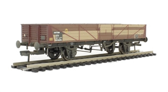 38-750 Long Tube Wagon BR Bauxite (TOPS)