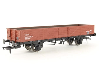 38-752 Long Tube Wagon BR Bauxite (Late)