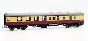 39-077F BR Mk1 BSK Brake Second Corridor Crimson & Cream