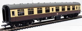 39-029D Bachmann Mk1 SK Coach (WR) Chocolate and Cream