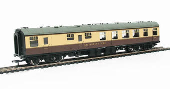 39-102 Bachmann Mk1 Restaurant Car, RU, BR Western Region, chocolate and cream livery