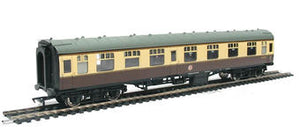 39-129 Bachmann Mk1 Composite CK, BR Western Region, chocolate and cream livery