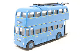 40103-LN03 CORGI Collectables  Weymann/Park Royal Trolley Bus, Walsall Corporation (No box)