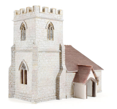 44-239 BACHMANN Low Relief 3/4 View Church