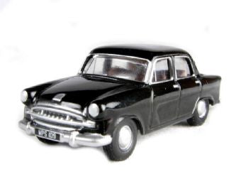 44-757 Bachmann Standard Vanguard Phase 2 Black