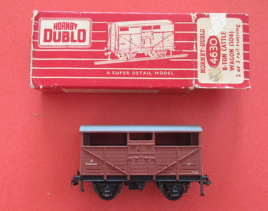 4630 Hornby Dublo 8 Ton Cattle Wagon