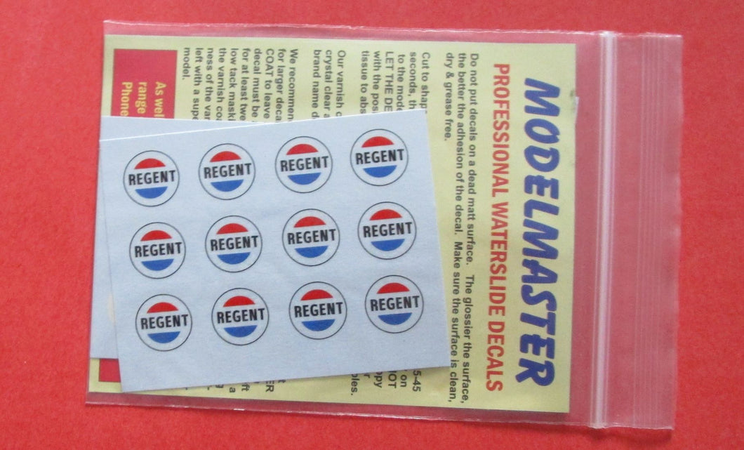 4844 Modelmaster Decals for