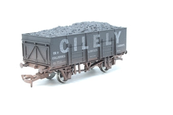 4F-038-105 20T Steel Mineral Cilely - weathered