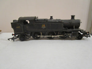 54151 Airfix  BR (ex GWR) 2-6-2T Prairie weathered BR black, early totem