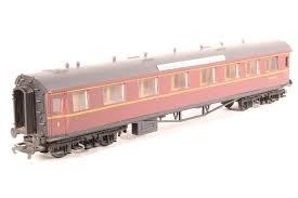 54208-9 Airfix Centenary Comp BR in BR maroon, W6661W