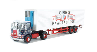 76ATK002 OXFORD Atkinson Boarderer Refrigerated Trailer