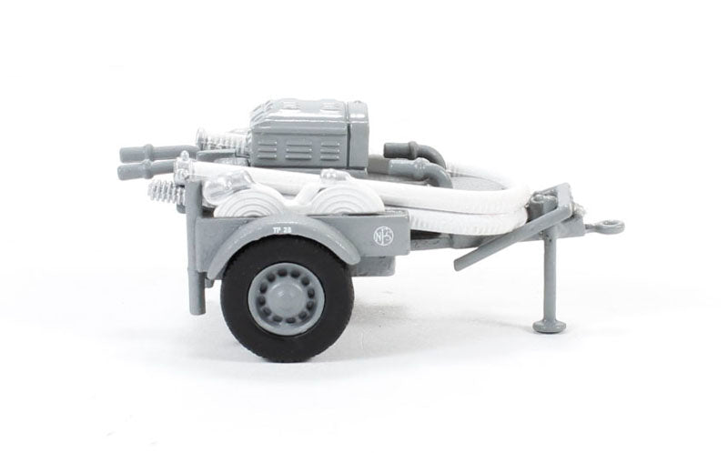 76CCP001 Coventry Climax Pump Trailer NFS Grey