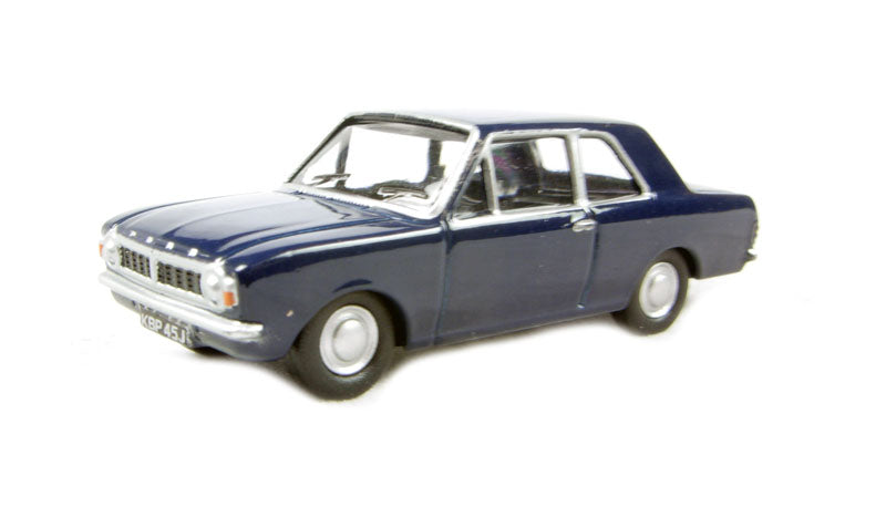 76COR2002 Cortina Mk2 Anchor Blue