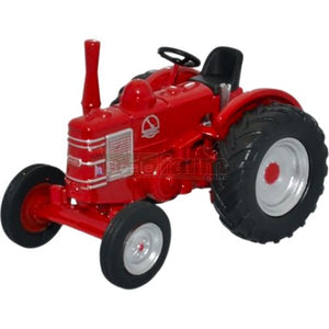76FMT003 Field Marshall Tractor Red