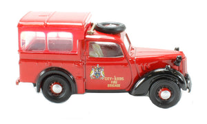 76TIL006 Austin Tilly City of Leeds Fire Brigade