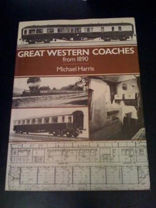 Great Western Coaches from 1890, Michael Harris