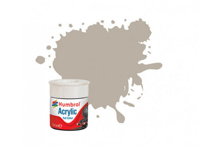 AB2413 Humbrol Acrylic 14ml Tinlet BR Engineers Grey