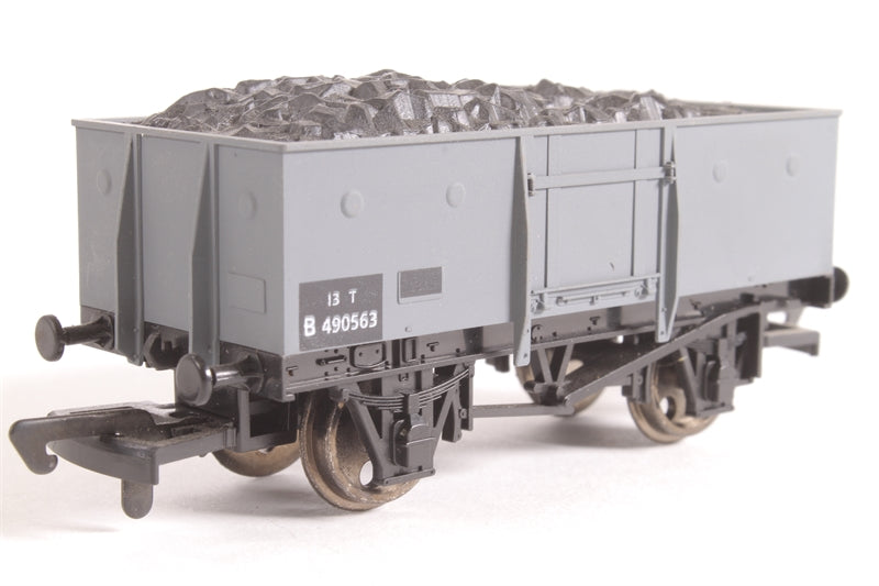 B358 BR 13T High Steel Wagon