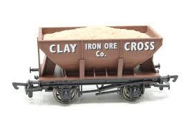"B639 Dapol 12 Ton hopper wagon ""Clay Cross"""