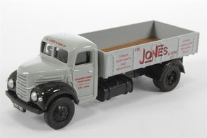 "EM7608 Classixs Ford Thames ET6 dropside ""F. R. Jones & Sons"""