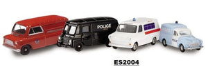 ES2004 CLASSIX Emergency Vehicle Set
