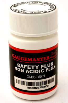 GM05 Gaugemaster Safety Flux (non acidic flux)