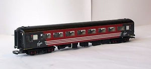 R4087 Hornby Virgin Mk2d Brake 2nd Red/Black 9537