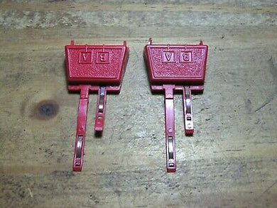 R602 HORNBY Analogue Power clip (Red)
