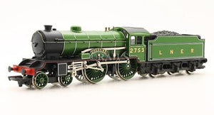 "R3062 HORNBY Shire Class 4-4-0 ""Cheshire"" LNER Apple Green livery"
