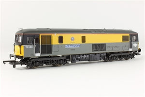 "L204648 Lima Class 73 73133 ""The Bluebell Railway"" in Dutch grey and yellow"