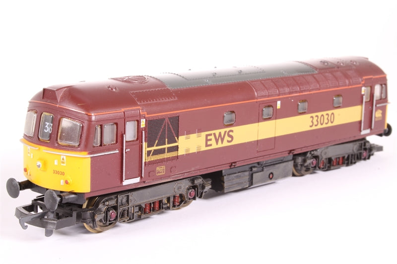 L204660 Lima Class 33 33030 in EWS Livery