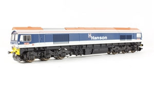L204665 Lima Class 59 Diesel 59103 in ARC Hanson Group livery