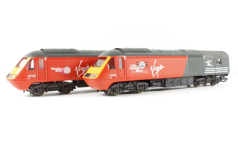 L204681 Lima Collection Class 43 HST in Virgin livery 2 car train pack 43100 & 43101