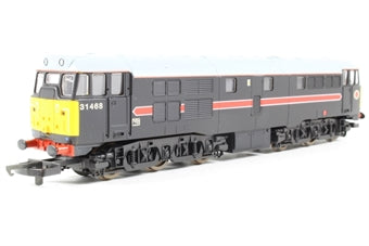 L204687 Lima Class 31 Diesel 31468 in Fragonset Railways Black