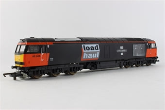 L204736A8  Lima Class 60 Diesel Loco 60008 Gypsum Queen II Load Haul livery