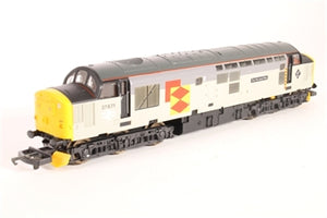 "L204737 Lima Class 37 37671 ""Tre Pol And Pen"" in Railfreight Distribution grey"