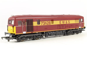 L204742A8 Lima Class 73 73128 in EWS livery