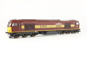 "L204764 Lima Class 60 60003 ""Freight Transport Association"" in EWS Maroon"