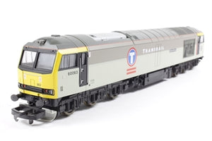 "L204768 Lima Class 60 60063 ""James Murray"" in Transrail grey"
