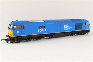 l204799 Lima Class 60 60033 Tees Steel Express in British Steel blue