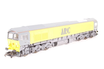 L204851A7 Lima Class 59 59101 Village of Whatley in ARC yellow