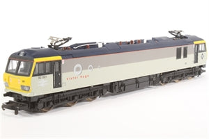 "L204855A7 Lima Class 92 Electric 92001 ""Victor Hugo"" in Railfreight Distribution Grey, Limited edition # 0215 0f 3000"